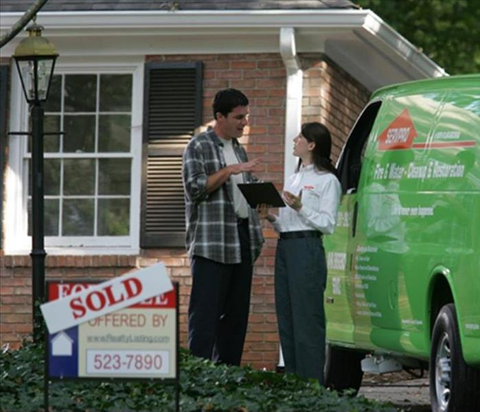 Why SERVPRO Clean Homes Sell Faster