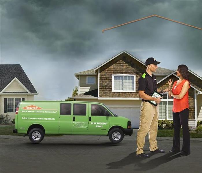 Why SERVPRO The Benefits of Air Duct & HVAC Cleaning