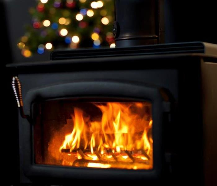 Fire Damage 'Tis The Season For Fire Prevention Tips