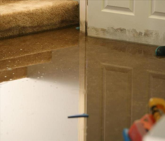 Water Damage The different types of water damage