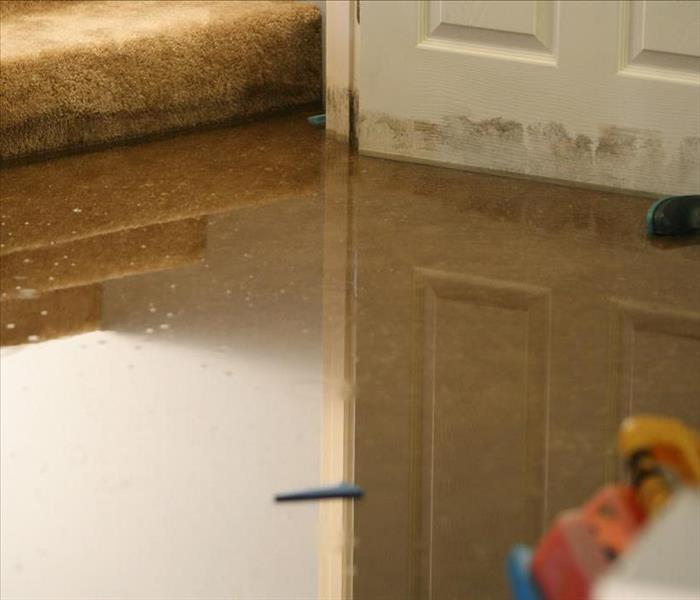 Water Damage What is Hydrostatic Water Pressure and why is my basement flooded?