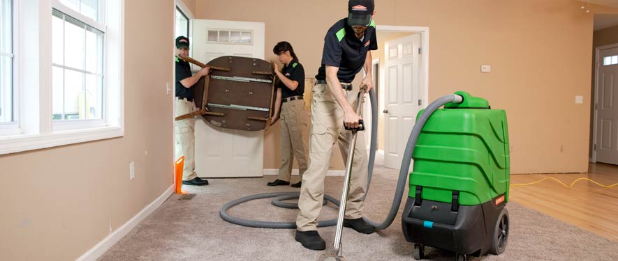 Missoula, MT residential restoration cleaning